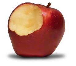 bite-out-of-an-apple