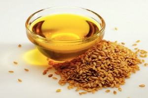 flax seed and flax seed oil